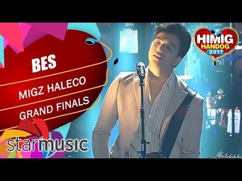 Migz Haleco - Bes   Himig Handog 2017 (Grand Finals)