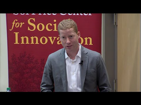 On basic measures of economic status, wealth and earnings, there has been virtually no progress on racial equality since the early 1970s, said sociologist Patrick Sharkey during a lecture hosted by the USC Sol Price Center for Social Innovation. Sharkey shared the provocative findings from his book Stuck in Place: Urban Neighborhoods and the End of Progress Toward Racial Equality.