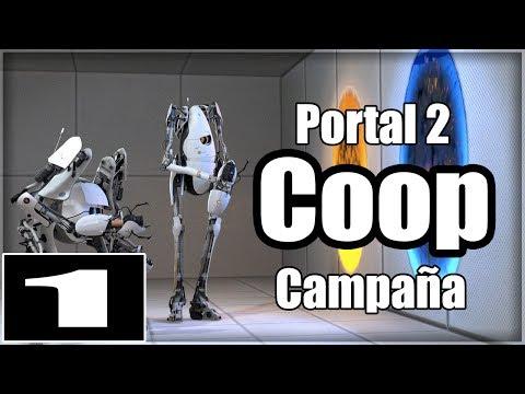 PC l Portal 2 l Coop l # 1 l c/Haruhi ¡VUELVE EL MEJOR YOUTUBER PERO EN FORMA DE CHAPA!