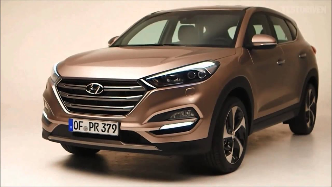 novo hyundai tucson ix35 2016 em breve no brasil youtube. Black Bedroom Furniture Sets. Home Design Ideas