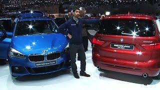 Comprereste una BMW a 7 posti ? | Salone di Ginevra 2015