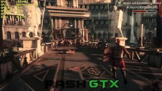 Ryse: Son of Rome - [GTX 960 / i5 4460] 1080p Max Settings
