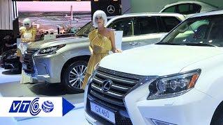 Thông tư 20 'bức tử' nhà nhập khẩu ô tô | VTC