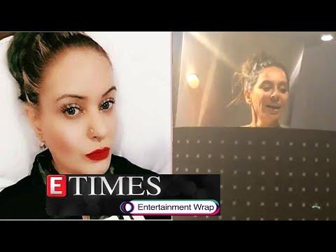 Actress files police complaint against Arhaan Khan; Farhan, Shibani undergo 'cryotherapy' Mp3