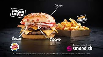 Bacon Lovers - commander maintenant
