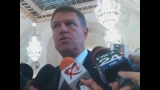 Iohannis o da la intors legat de referendumul pentru familie