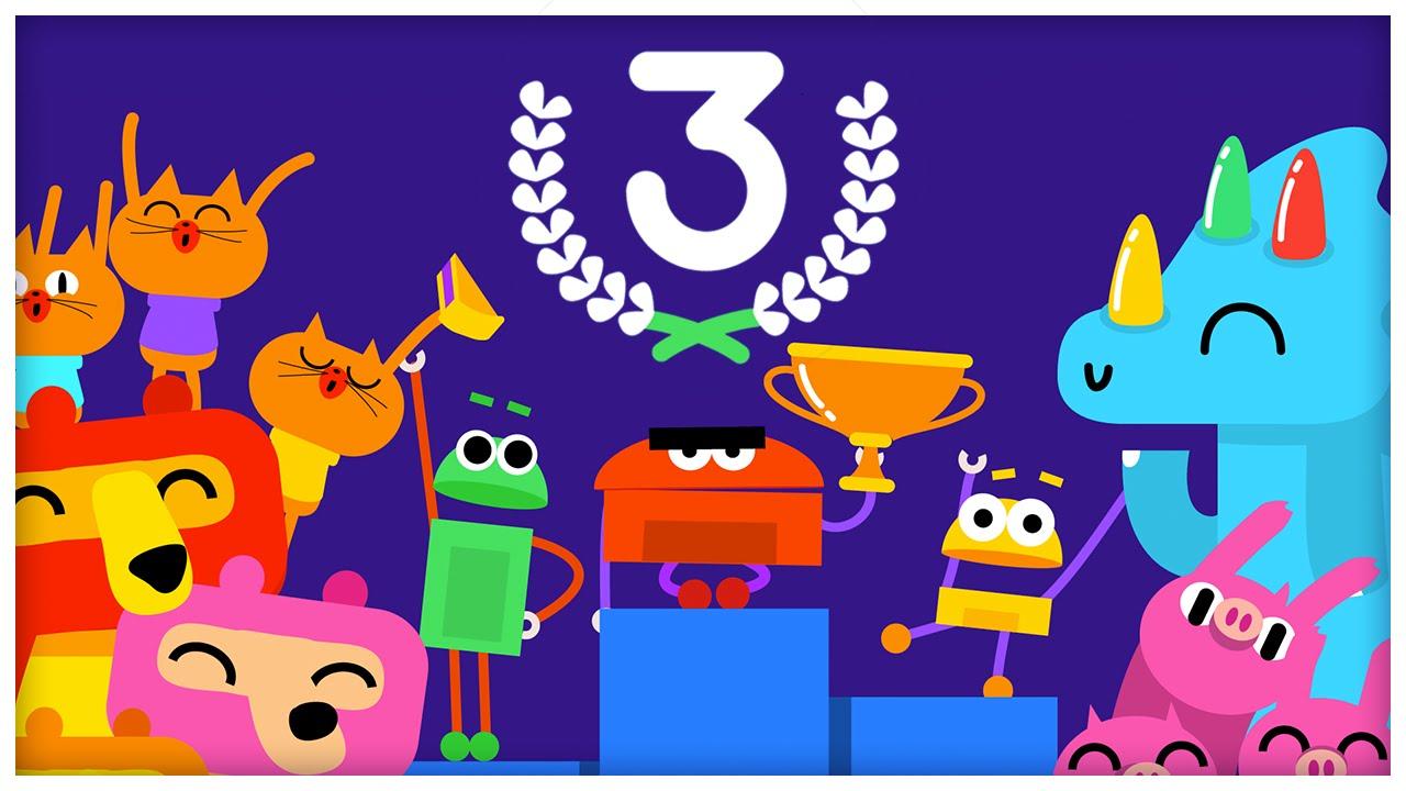 number 3 # 32