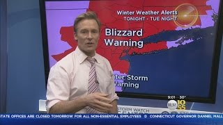 Storm Watch: Blizzard Warning Extended