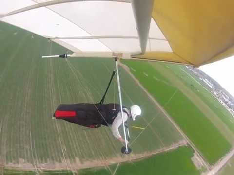 2013-02-22 Gilboa - First Mountain Flight