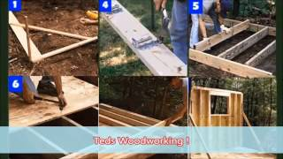Teds Woodworking - Get Access To Teds Woodworking Plans & Projects !