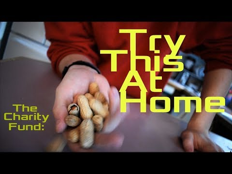 The Charity Fund: Try This At Home