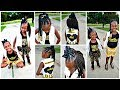 Little Girls Back To School Protective Hairstyles | Children's Natural Hair Care