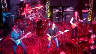 Winger - Stone Cold Killer (Live in Denver, 12/1/12)