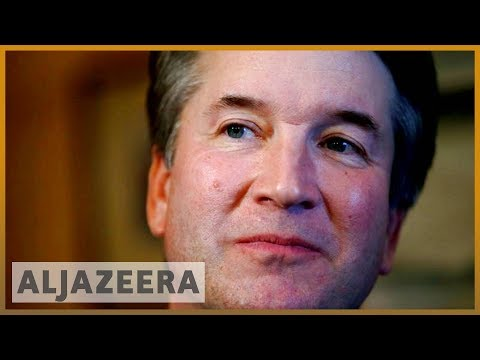 🇺🇸 US Supreme Court nominee Kavanaugh faces tough Congress hearings | Al Jazeeera English