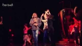 Репетиции мюзикла «Граф Орлов»