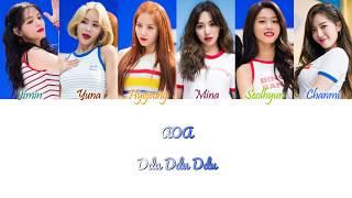 AOA (에이오에이) - Ddu Ddu Ddu (뚜뚜뚜) Han/Rom/Eng Color Coded Lyri…