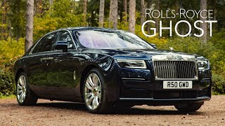 NEW Rolls-Royce Ghost: Road Review | Carfection 4K
