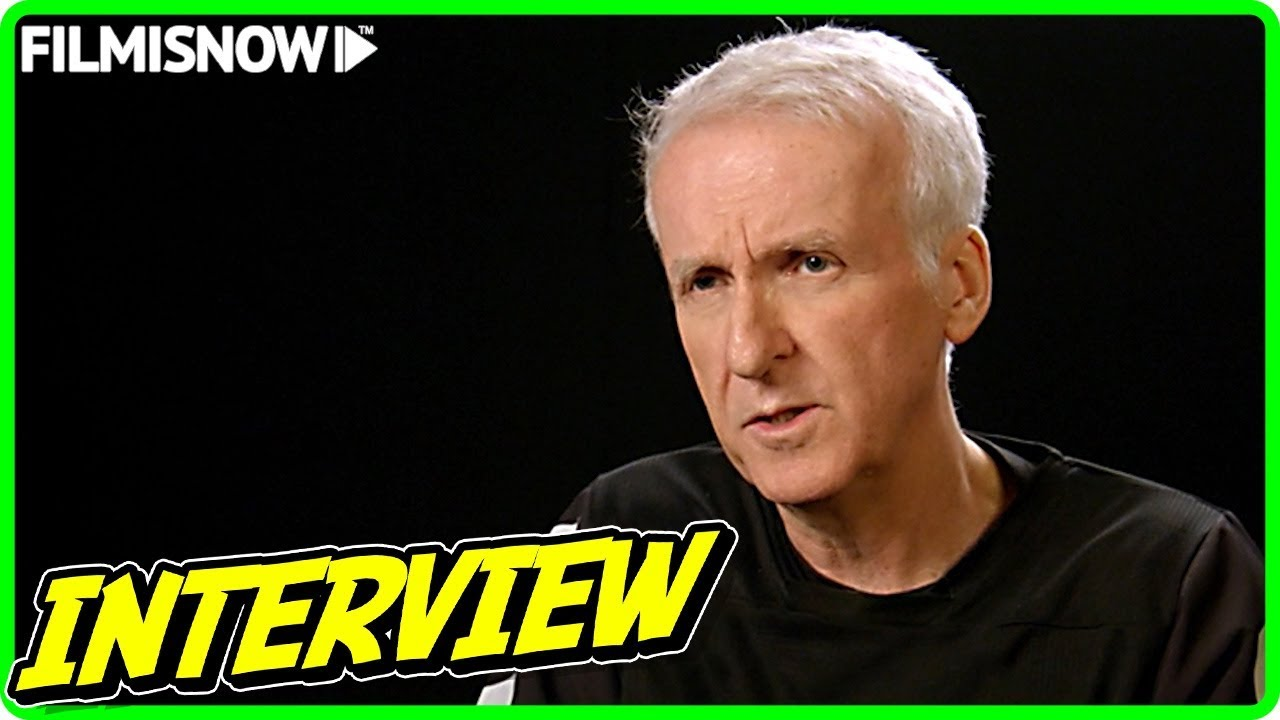 TERMINATOR: DARK FATE | James Cameron talks about the movie - Official Interview