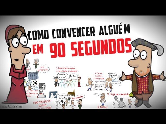 CAUSE UMA PRIMEIRA IMPRESSÃO MARCANTE! | LIVRO Como Convencer Alguém Em 90 Segundos