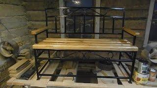 видео Металлические лестницы своими руками: чертежи, фото и подробная инструкция