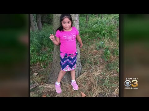 Day Two In Search For Missing 5-Year-Old Girl In South Jersey