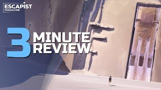 Vane | Review in 3 Minutes (Video Game Video Review)