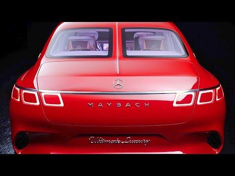 Maybach Ultimate Luxury (2020) Next-Gen SUV Maybach