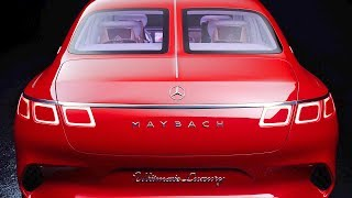 Maybach Ultimate Luxury SUV 2020 Next Gen SUV Maybach смотреть