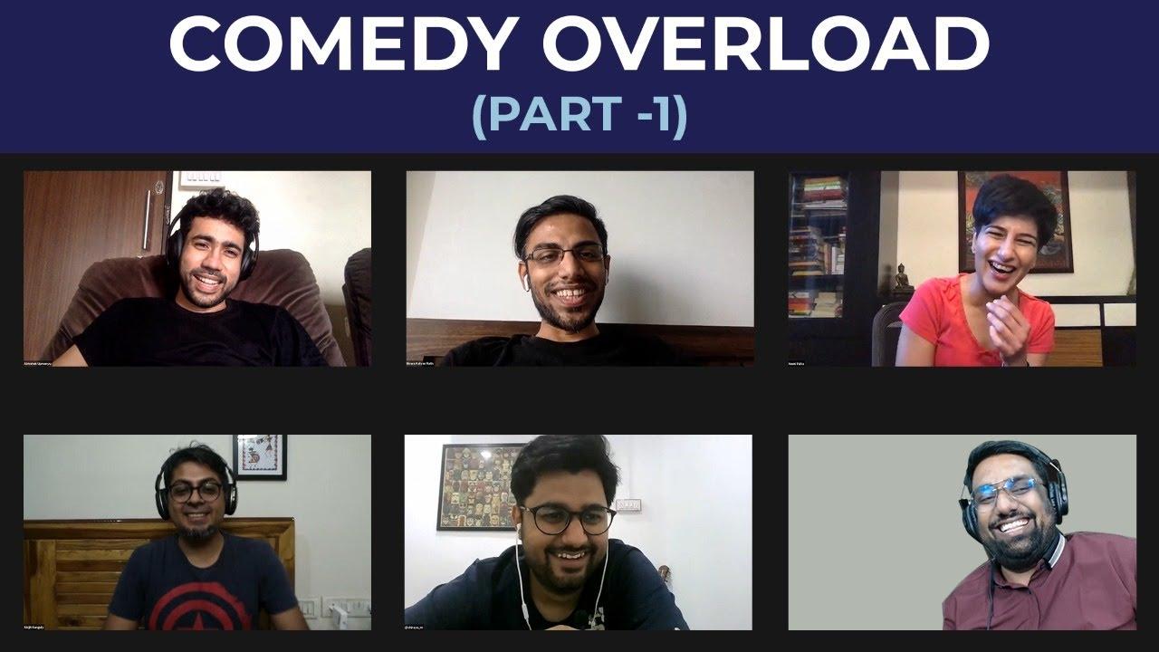 Download Comedy Overload (Part 1) ft. @Biswa Kalyan Rath @Abhishek Upmanyu @Abijit Ganguly @Neeti Palta