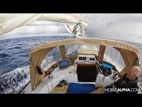 Sailing Vignettes:  Sailing Offshore to Bermuda