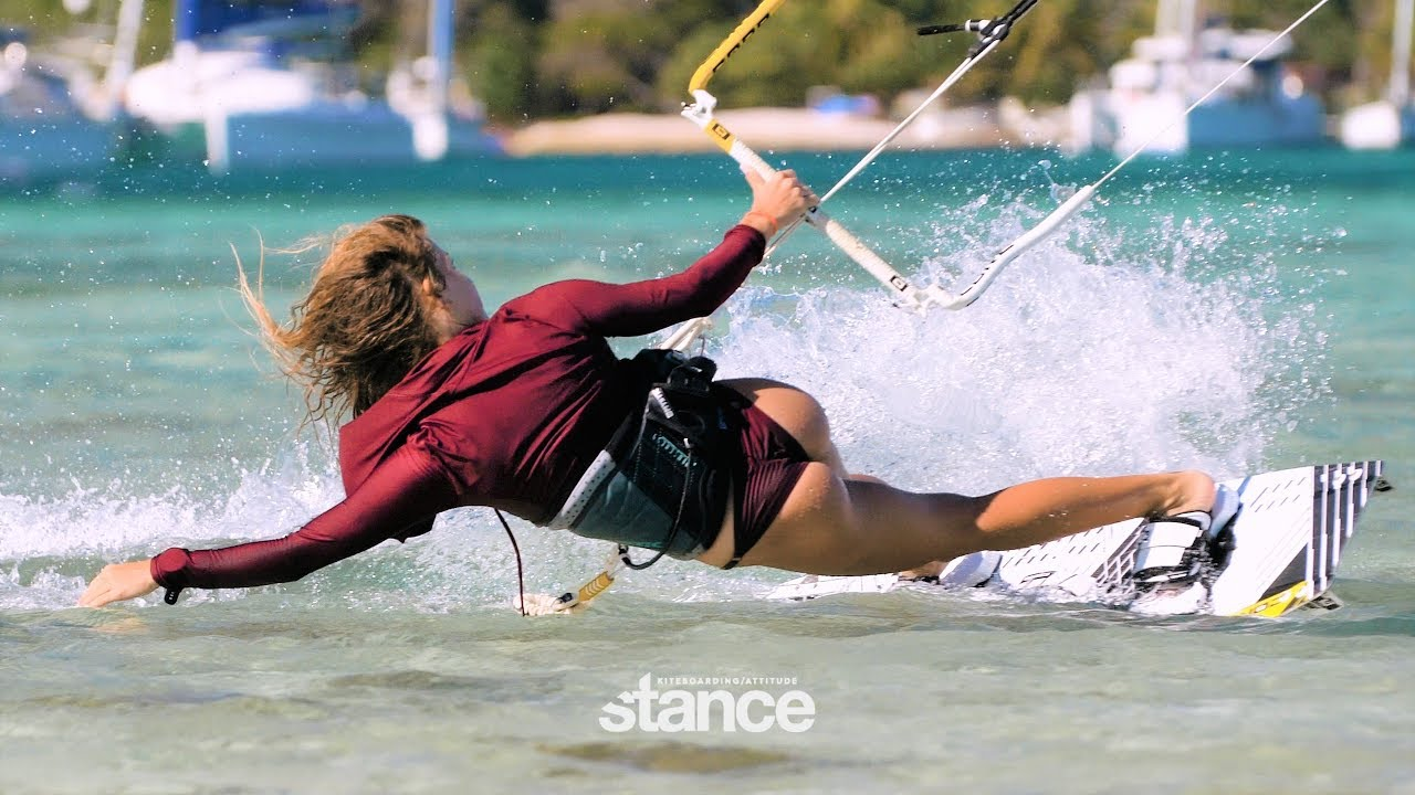 Image result for GIRLS OF KITESURFING by Stance