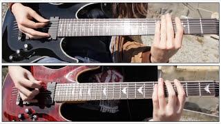 Taste My Sweet Revenge - Captain of the Undead (Guitar Playthrough)