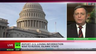 US losing information war to Russia - report