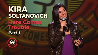 Kira Soltanovich Here Comes Trouble • Part 1 | LOLflix