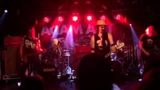 """Adam Ant """"Physical"""" sub89 April 2015"""