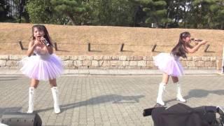 2016/08/14 15時45分~ 城天あいどるストリート Vol.10 大阪城公園 pomm...