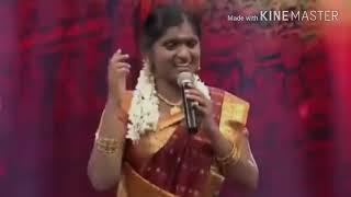 Rajalakshmi New performance    Super Singer    Pattaya Kilapum Rajalakshmi   YouTube