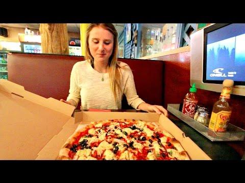 Vegan vs Pizza