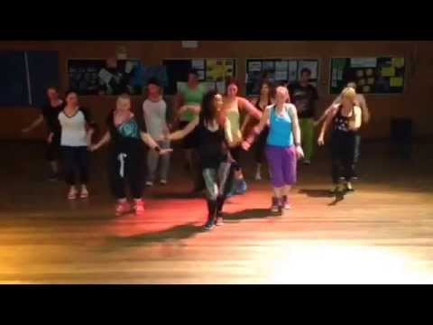 Zumba Warm up with ZFit Factorie