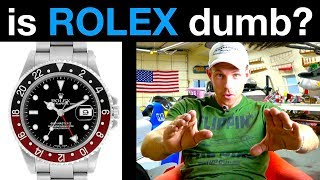 Rolex watches in real life for car guys