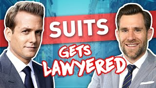 Real Lawyer Reacts to Suits (full episode)(, 2018-09-11T15:06:50.000Z)