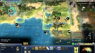 Civ 4 Deity 32 ( Shaka ), part 1 of 13
