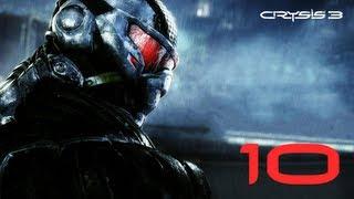 Прохождение Crysis 3 — Часть 10: Восход Алой звезды