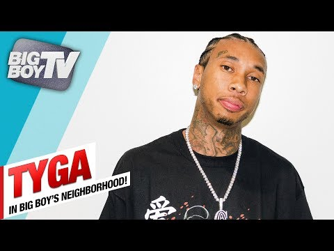 Tyga on New Album, Blac Chyna and Rob Kardashian & Kylie Jenner | BigBoyTV