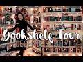 BOOKSHELF TOUR L December 2017 (650+ Books!!!!)