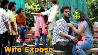 Wife Nikli Coll Girl (gone Wrong) Wife Expose By Alya Shaikh | ARV PRANKS