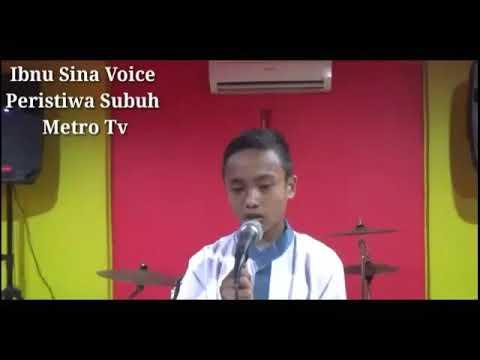 Nasyid ibnu sina voice.... PERISTIWA SUBUH
