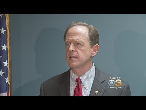 Toomey Plays Key Role In Crafting GOP Tax Bill In Senate