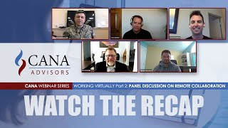 Working Virtually Part 2: A Panel Discussion on Remote Collaboration