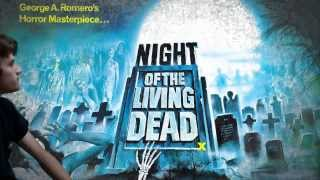 HORREUR CRITIQUE-Épisode 111-Night Of The Living Dead